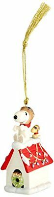 Lenox Snoopy The Flying Ace Ornament