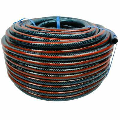 "NEW Hose Factory 70M Flex Garden Water Hose 12MM / 1/2"" Made in Aus 8/10 Kink Fr"