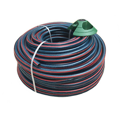 "50M Flexible 12MM - 1/2"" Garden Water Hose AUSTRALIA MADE Free Dome Sprinkler"