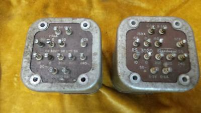 pair of Gardners power transformers type rs3020  fro preamp/ phonostage