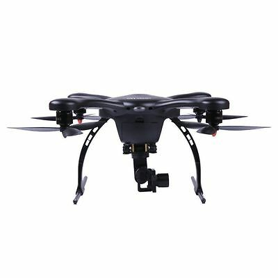 Ehang GHOSTDRONE 1.0 Aerial, IOS Compatible - Black