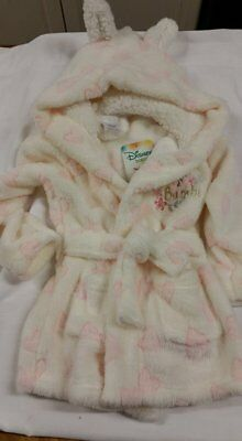 Primark Baby Disney Bambi Super Soft Dressing Gown Bnwt All Ages Xmas