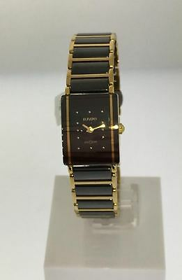 5904f83b8 RADO INTEGRAL TWO-TONE Ladies R20383162 - $1,045.00 | PicClick