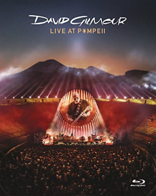 GILMOUR,DAVID-LIVE AT POMPEII / (DIG)  Blu-Ray NEW