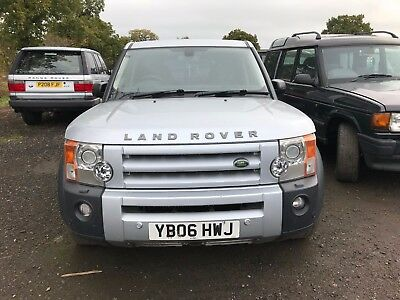 Land Rover Discovery 3 HSE *SPARES OR REPAIRS*