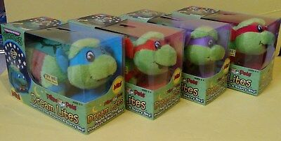 Teenage Mutant Ninja Turtles Mini Pillow Pets Dream Lites ~ Free Shipping