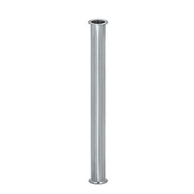 "HFS(R) 4""x36"" Flow Sanitary HIGH GRADE Stainless STEEL 304 PIPE, LENGTH 36"""
