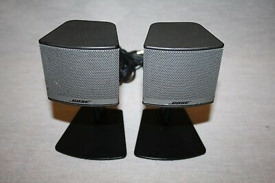 Bose Companion 3 Speakers only (Pair)