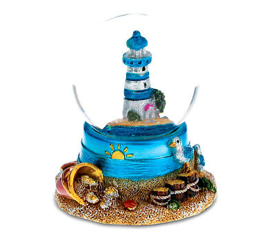CoTa Global Cool Summer Lighthouse (45mm) Snowglobe