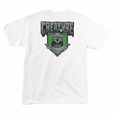 Creature Breaker T-Shirt White