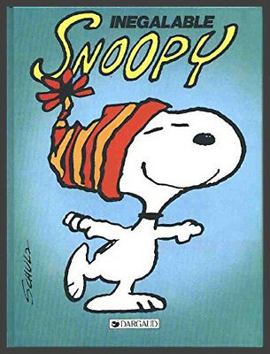 Snoopy, tome 5 : Inégalable Snoopy   Livre   d'occasion