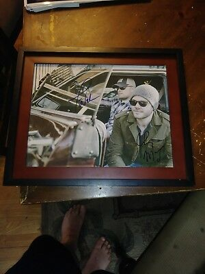 LUKE COMBS COUNTRY Musician Signed 11x14 Framed Photo