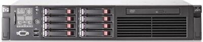 HP DL380 G7 2U Rack E5630 2.53Ghz 64GB 2x 146GB 15K 6x 300GB 10K P410 2x 460W