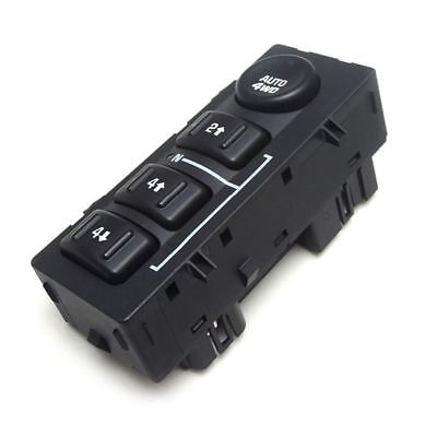 4-Wheel Drive Selector Switch for 03-06 GM Cadillac Escalade SUV 19259313 P X6B0