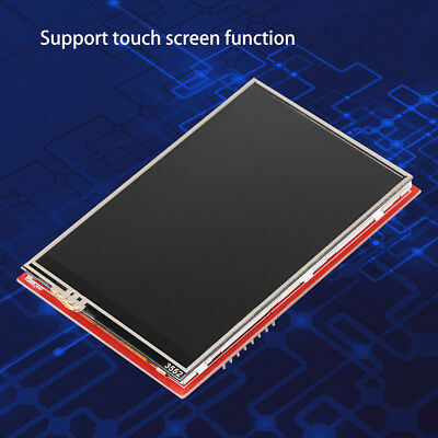 3.5 inch TFT LCD Touch-screen Module 480 x320 Resolution for Uno Mega2560 Board