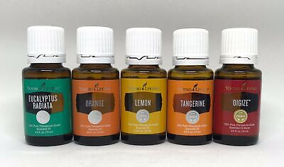 Young Living Essential Oils - 15 ml/ 0.5 oz - Pick Your Scent!