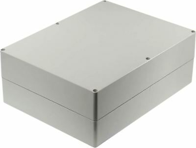 RND Components Plastic enclosure 300 x 230 x 111mm Light Grey PC IP65