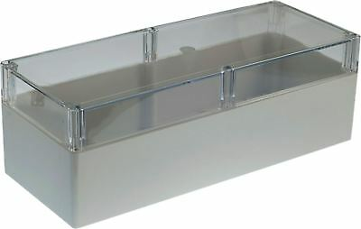 RND Components Plastic enclosure 353 x 140 x 121.5mm Light Grey PC IP65