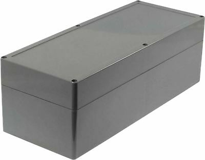 RND Components Plastic enclosure 353 x 140 x 121.5mm Dark Grey ABS IP65