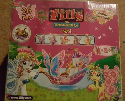 Filly Butterfly Display 16 Booster Neu !