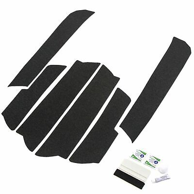 Door Entry Guards Scratch Shield 2011 2018 Jeep Grand Cherokee 6pc