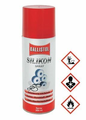 Ballistol Silikon Spray 200 ml (5,15€/100ml)