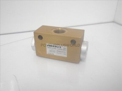 6.04.14 Pneumax Shuttle Valve (Used and Tested)