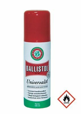 Ballistol Universalöl, Spray, 100 ml (10,38€/100ml)
