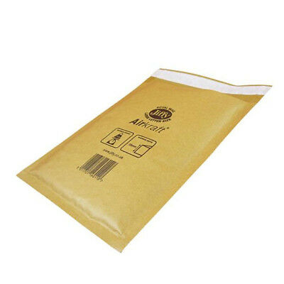 """Jiffy Padded Envelopes Bags 7""""x10"""" Large Letter Size 170x245cm Job Lots 10-1,000"""