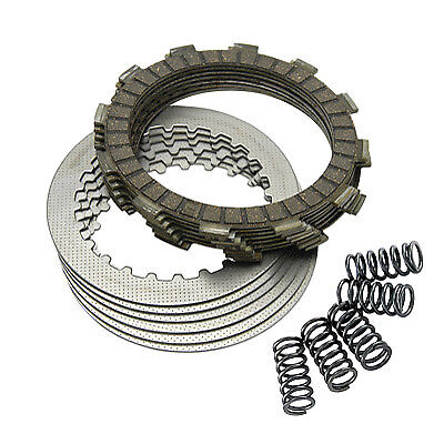 NEW Tusk Clutch Kit Heavy Duty Springs HONDA CRF450R 2002-2008