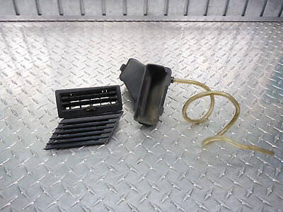 84 Honda Goldwing GL 1200 Aspencade Left Air Intake Duct Vent Hose AC Kit