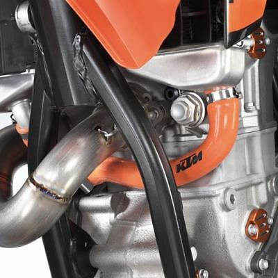KTM Silicone Cooling Hose Kit Orange New RRP £100.38!!! 77235924144