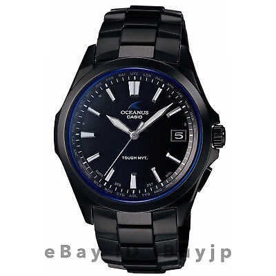 Casio Oceanus Smart Access OCW-S100B-1AJF Tough Solar Atomic Multiband 6 Watch