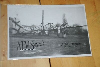 Decals - AIMS - Ju 188 Collection (A-2, D-1, E-1, F-1)