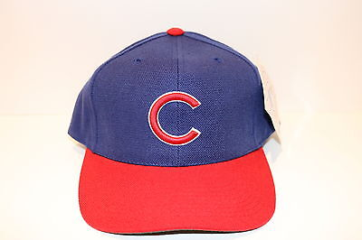 Vintage 90's MLB Chicago CUBS Sports Specialties Snapback HAT NWT NEW Old Stock