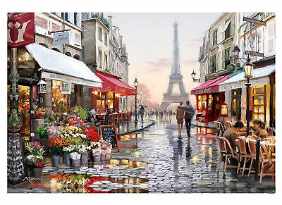 Paint by Numbers Kits DIY Canvas Oil Painting for Kids Students Adults Frameless