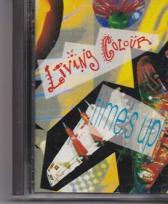 Living Colour-Times Up minidisc album