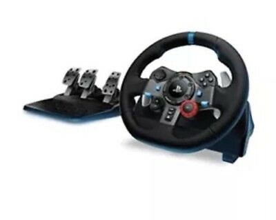 New Logitech Driving Force G29 Racing Wheel for PlayStation 4 and PlayStation 3