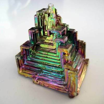 Raw Bismuth Metal (Bi) - grow your own beautiful crystals - 99.99% pure (4N)