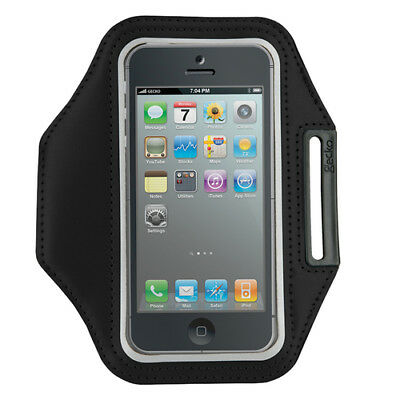 Gecko Active Universal Sports Armband - Black