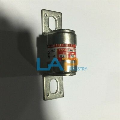 1PC NEW For MRO Fast Acting Fuse RGS18-180A 180Amp 600V CR6L #ZMI