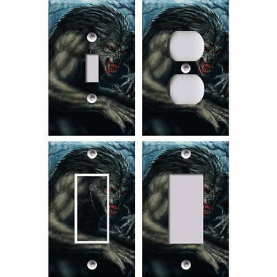 Werewolf - Light Switch Covers Home Decor Outlet