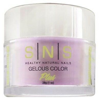 AU13 Collection: SNS Nail Dipping Powder System Gelous Coloured Dip Powder 28g