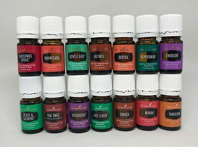 Young Living Essential Oils - 5 ml/ 0.17 oz - Pick Your Scent!