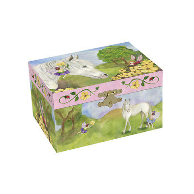 Breyer Reeves Enchantmints Fairy Horse Musical Treasure Box