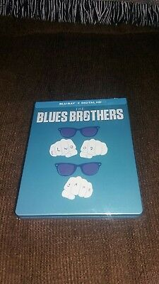 The Blues Brothers Blu-Ray Steelbook Limited Edition