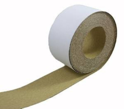 220 Grit Adhesive Tape Sandpaper Sheets Roll Sand Paper Rolls Aluminum Oxide 20Y