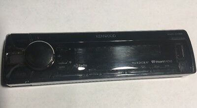 Kenwood Kdc-X498 Faceplate Only Genuine