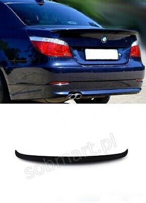 Bmw 5 E60  2003-2010 Boot Trunk Spoiler Tuning