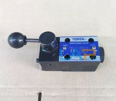 1PC NEW YUKEN DMG-01-2B2B-50 Solenoid Valves